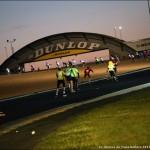 Subida a Dunlop crepúsculo
